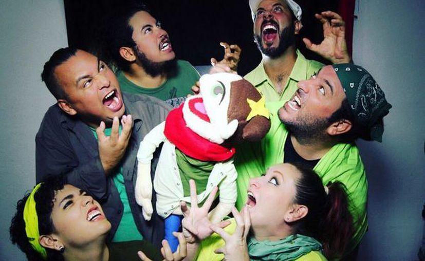 La obra cuenta con la participación musical de la banda 'Tótem'. (Milenio Novedades)