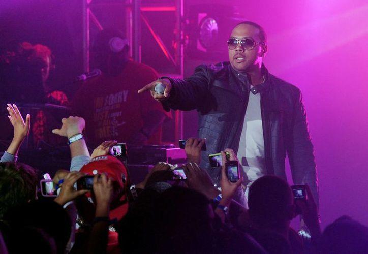 El rapero Timbaland será uno de los cantantes que participará en la producción de Pepsi para el Mundial de Brasil. (AP)