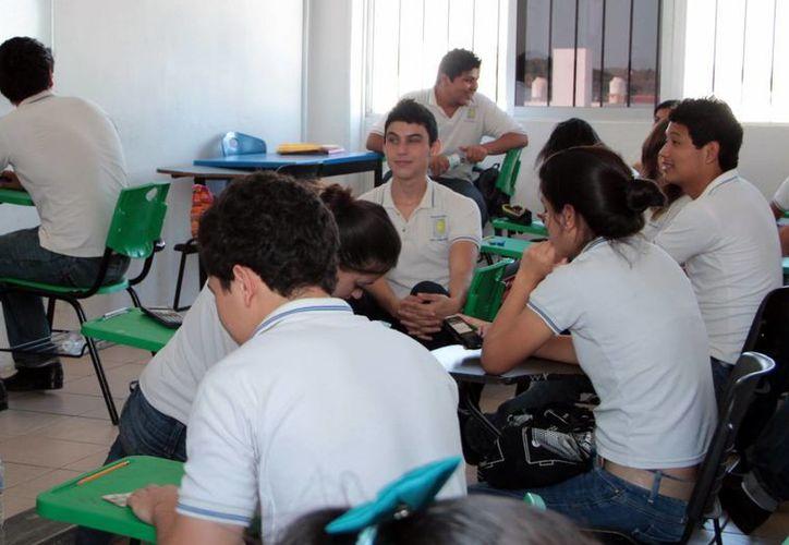 Recomiendan fomentar los hábitos de estudio entre los alumnos. (Milenio Novedades)