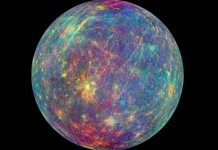 Mercurio en una fotografía captada por la NASA. (Foto: RT)