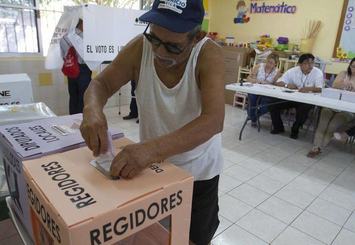 El Partido del Trabajo y el Humanista perderían su registro nacional después de no lograr al menos el tres por ciento requerido en las elecciones del pasado 7 de junio. (Notimex)