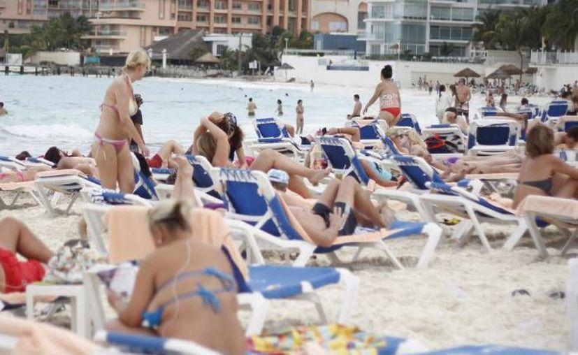Quintana Roo como destino vacacional, reafirma su titularidad en materia de turismo. (Redacción/SIPSE)