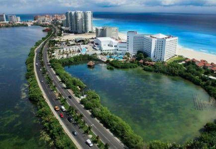 El hotel Le Blanc es el mejor hotel de Cancún que se encuentra en la lista de Expedia. (Cortesía/El Financiero)