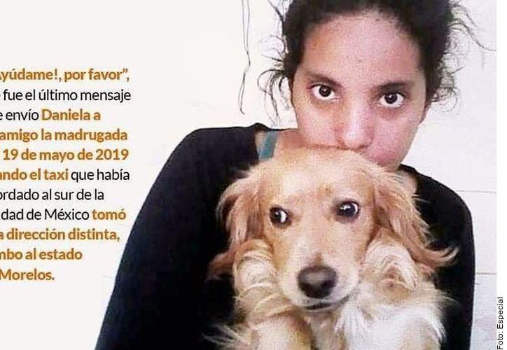 Daniela, trabajaba en una pizzería, en la Colonia Paseos del Sur, en Xochimilco. (Foto: Reforma)