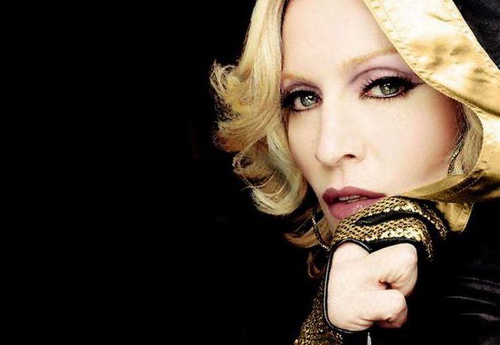 """El nuevo álbum """"MDNA world tour"""", de Madonna saldrá a la venta el 10 de septiembre próximo. (Facebook oficial)"""