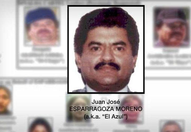 El Azul se mantuvo durante 40 años en el mundo del narco. (mexico.cnn.com)
