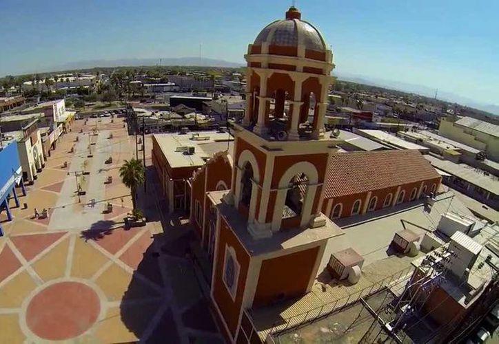 Mexicali, Baja California, registró los pasados 16 y 30 de agosto una temperatura de 48 grados. (YouTube)