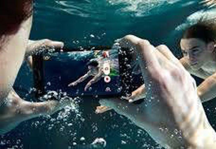 Por ser resistente al agua, podrás sacar las mejores fotos sin problemas. (Contexto/Internet)