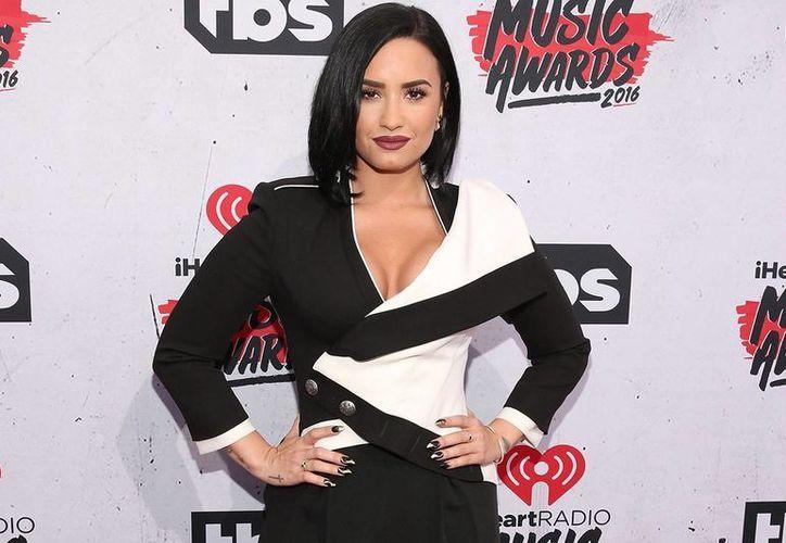 Demi Lovato y Wilmer Valderrama dieron a conocer su ruptura amorosa, a través de mensajes en sus redes sociales en las que explican el suceso. (AP)