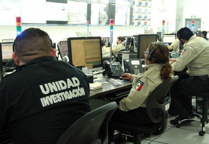 Los operadores tienen capacidad para identificar llamadas falsas. (Milenio Novedades)