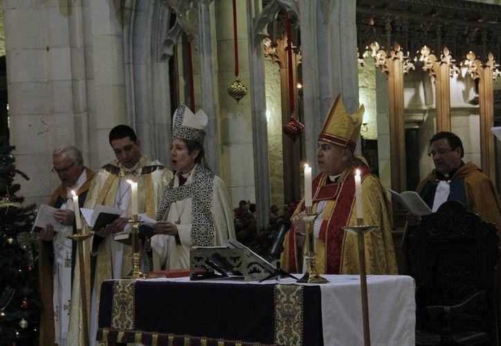 Actualmente, un tercio del clero de la Iglesia de Inglaterra está compuesto por mujeres. (episcopaldigitalnetwork.com)