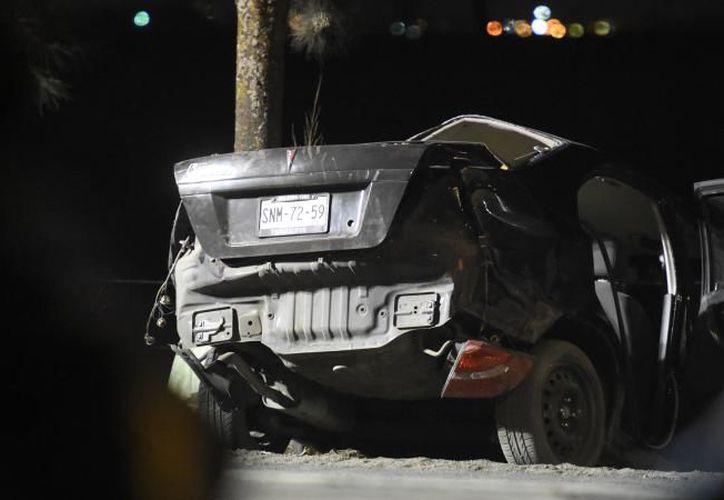 La justicia capitalina prohibió al menor acercarse a las 'víctimas indirectas' del accidente.  (Foto: Cuartoscuro)