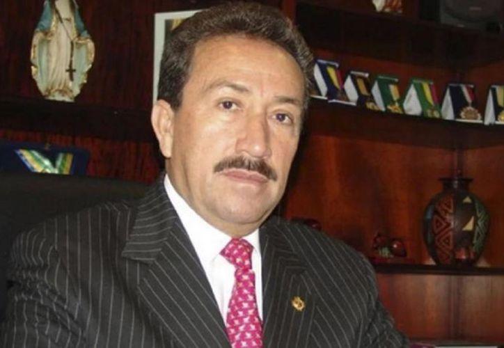 Hugo Aguilar fue detenido por lavado de dinero relacionado con una milicia colombiana. (Foto: Diario 26)