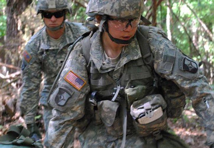 En promedio, en el Ejército estadounidense se presentan al menos 16 agresiones sexuales al día. Imagen de contexto. (Archivo/AP)
