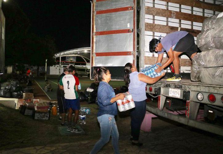 Llegarán a Chetumal para trasladarlos a Guatemala.