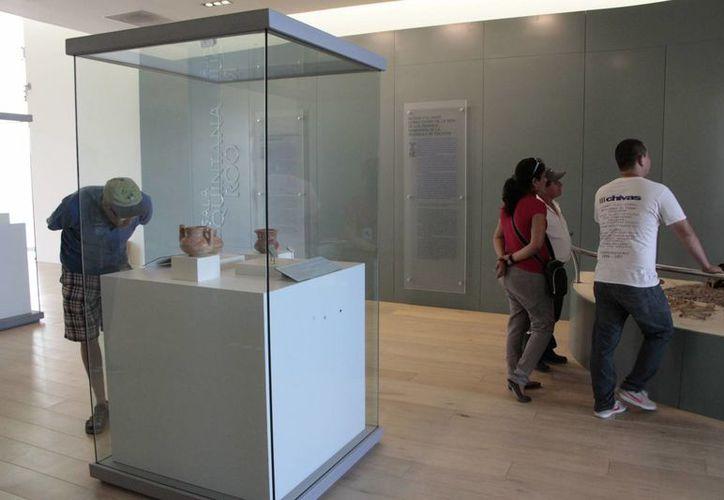 El Museo Maya abrió la convocatoria para el primer concurso de pintura. (Tomás Álvarez/SIPSE)