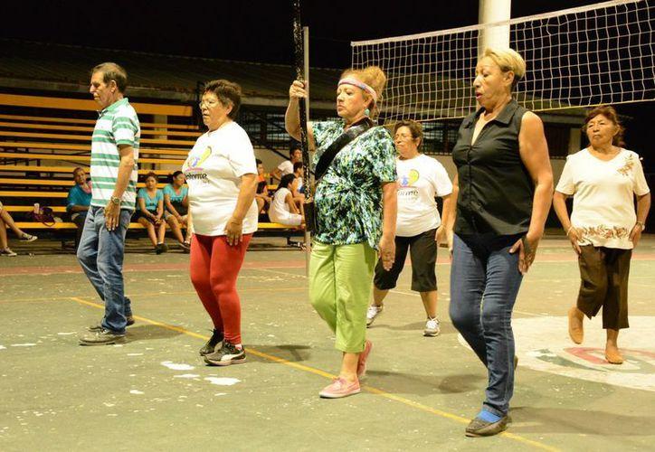 """El séptimo """"Torneo de Escoltas del Adulto Mayor 2015"""" se realizará el 6 de marzo en Chetumal. (Rubí Velázquez/SIPSE)"""