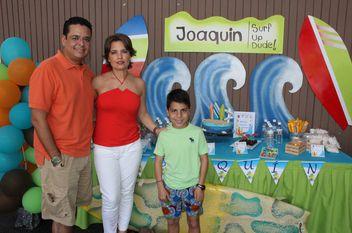 Cumpleaños de Joaquín Juárez