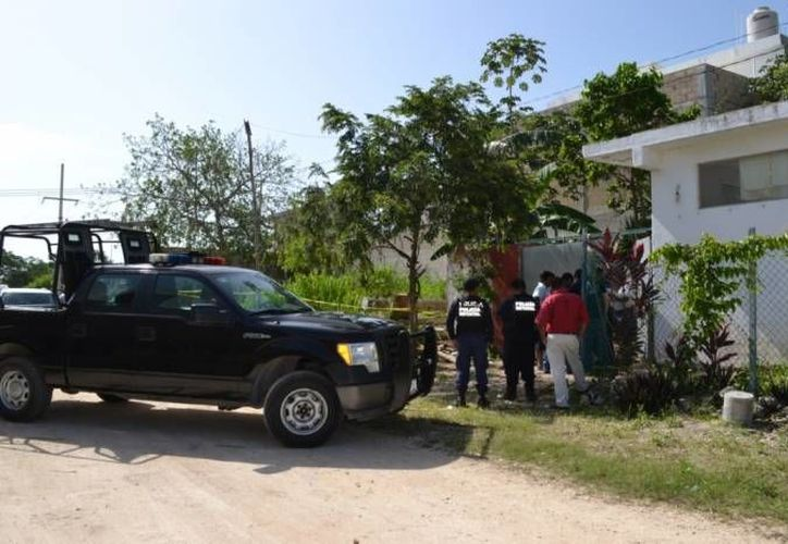 La semana pasada, una joven guatemalteca de 17 años fue hallada muerta a unos 15 metros de su casa. (Redacción/SIPSE)