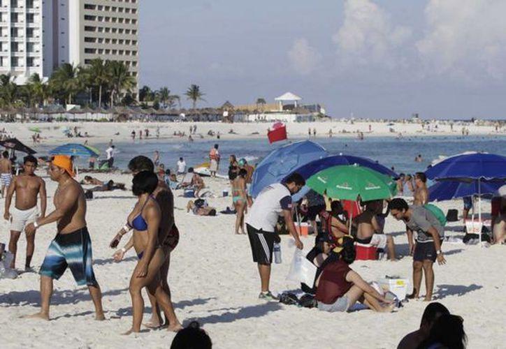 La ocupación hotelera en Quintana Roo en lo que va del año, registró un alza de 5 por ciento. (Redacción/SIPSE)