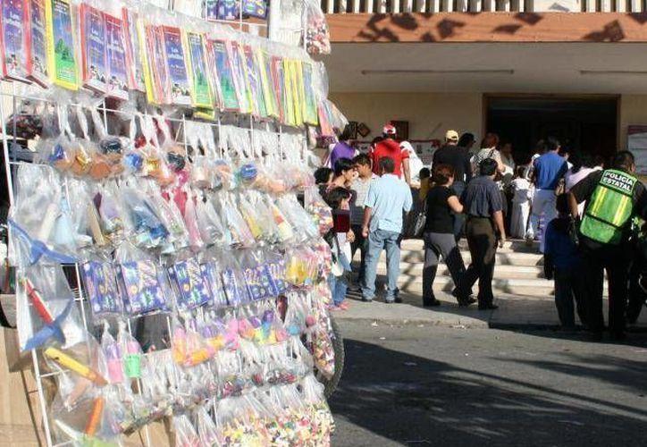 El siniestro ocurrió en el Barrio La Concepción de San Pedro Totoltepec. (Agencias/Foto de contexto)