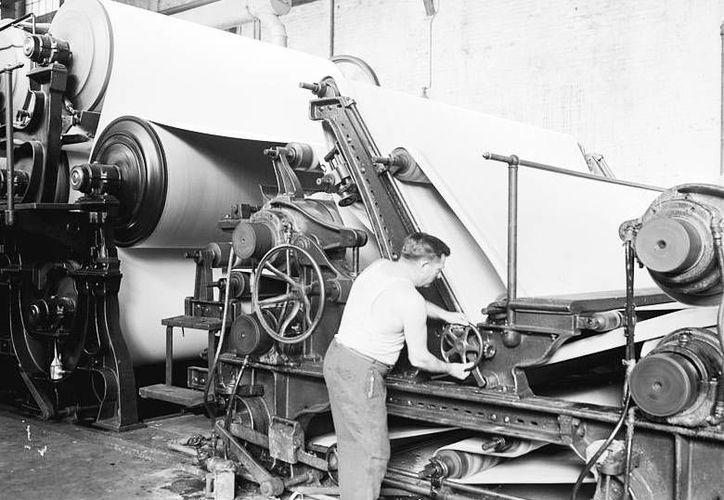 La imprenta tiene presencia en el Estado desde hace más de 200 años. (Milenio Novedades)