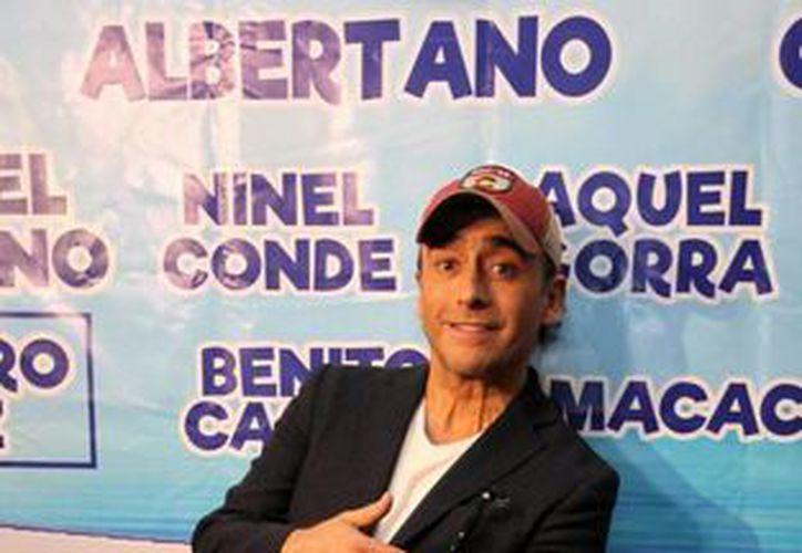 Adal Ramones será uno de los conductores de los Premios Platino, junto con Santiago Segura y Natalia Oreiro. (Notimex)