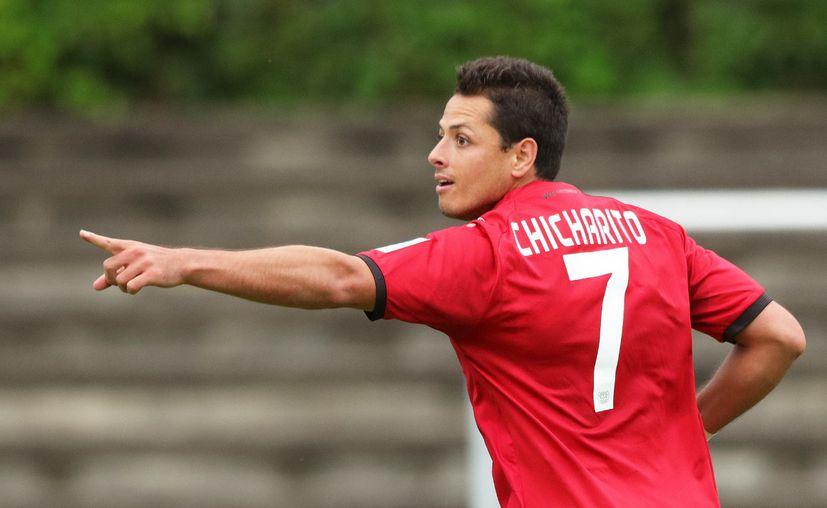 El 'Chicharito' ya tiene nuevo equipo. (Mexsport)
