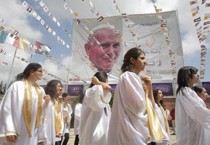 Polonia agradece a S.S. Francisco haber aceptado la invitación de sus fieles para celebrar en Cracovia la JMJ. (Agencias)