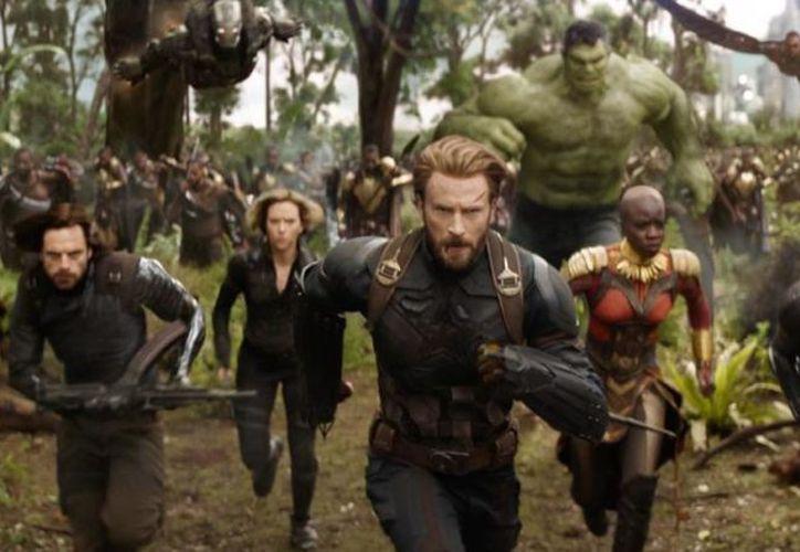 La empresa asiática ha sido portadora de las licencias de Spider–Man desde hace años. (Trailer: Infinity War)