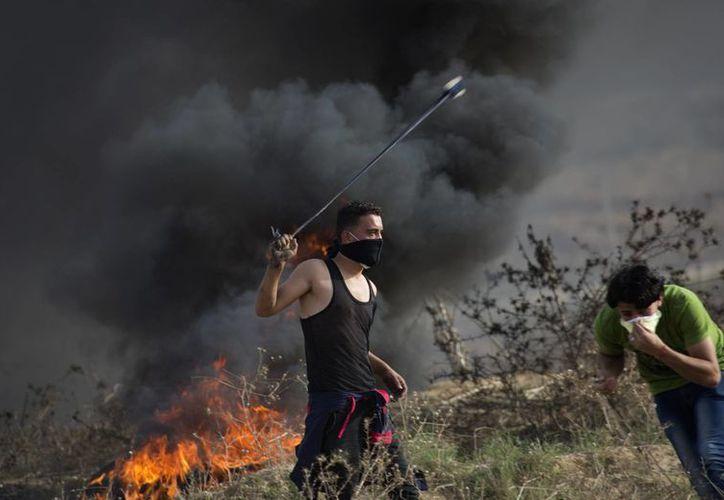 Israel vive momentos tensos con el reciente repunte de la violencia entre musulmanes y judíos. (AP)
