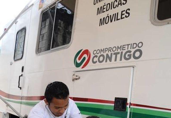 Se ofrecieron servicios de salud a los internos e internas del Cereso de Chetumal. (Redacción/SIPSE)