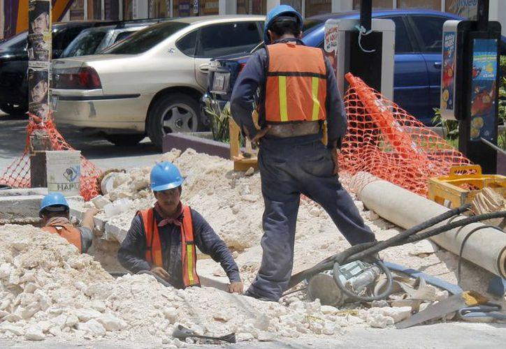 La concesionaria realizará trabajos de infraestructura hidráulica. (Jesús Tijerina/SIPSE)