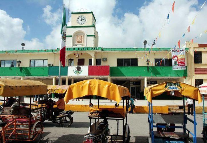 Kanasín es uno de los municipios con deudas pendientes a exempleados. (Milenio Novedades)