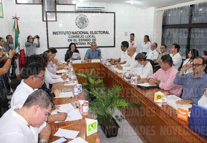 Los consejeros ciudadanos rindieron protesta en la ciudad de Chetumal. (Joel Zamora/SIPSE)