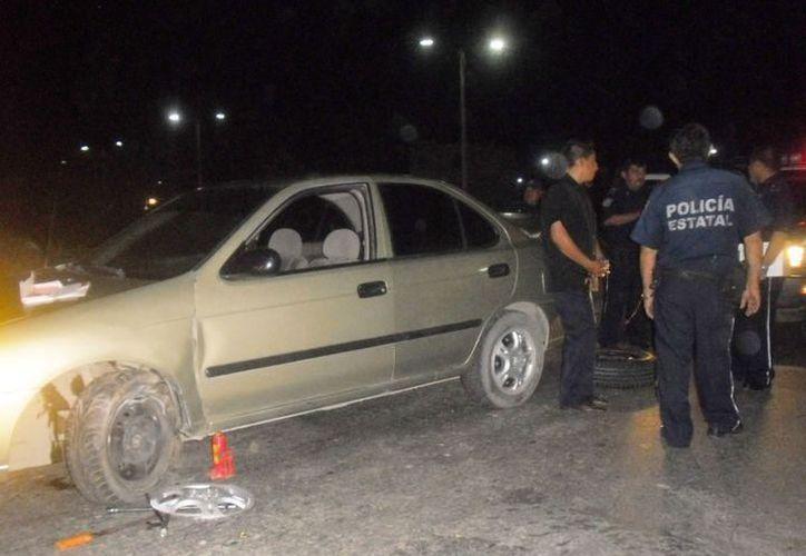 La responsable del accidente llegó a un acuerdo con la parte denunciante e indemnizó con 33 mil pesos. (Imagen ilustrativa tomada de archivo SIPSE)