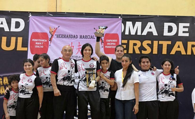 Un gran ambiente se vivió entre los participantes a lo largo del torneo. (Foto: Novedades Yucatán)