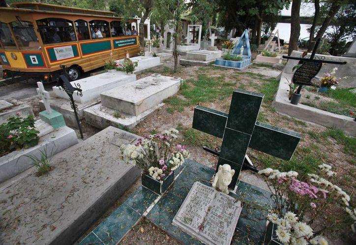 El Panteón Dolores, creado en el siglo XIX, había caído en el abandono hasta que recientemente las autoridades comenzaron a tomarlo en cuenta. (ciudadanosenred.com.mx)
