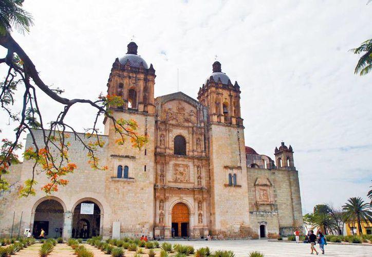 Los sitios turísticos de Oaxaca lucen vacíos. (Milenio)