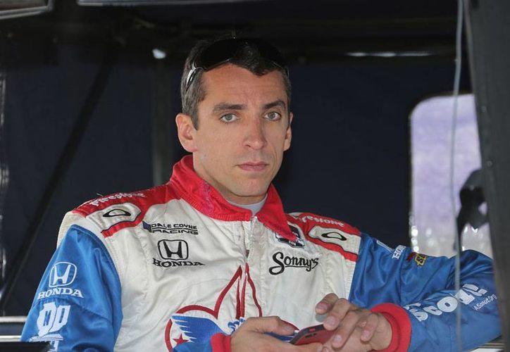 El piloto de IndyCar Justin Wilson donó sus órganos, y 'salvó' a por lo menos seis personas. (Archivo/AP)