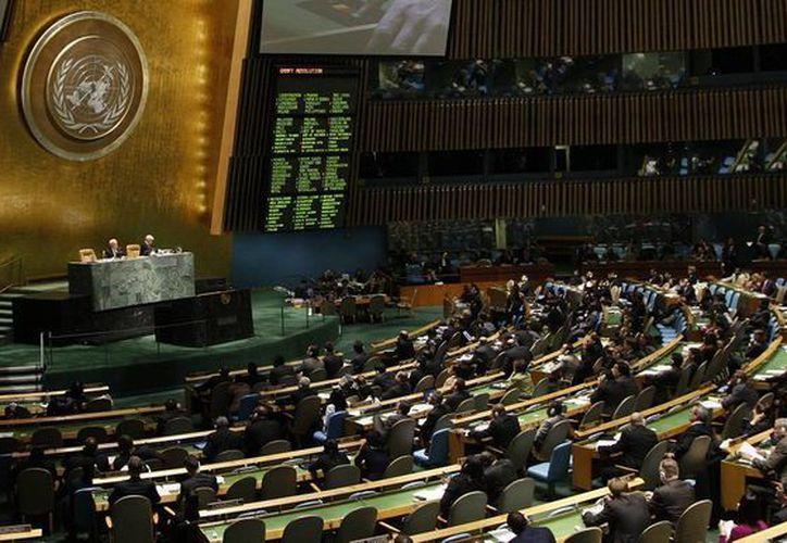 La ONU realizará varias sesiones públicas para que los interesados conozcan a los ocho candidatos, y sus propuestas, al cargo de Secretario General. (Archivo/Agencias)