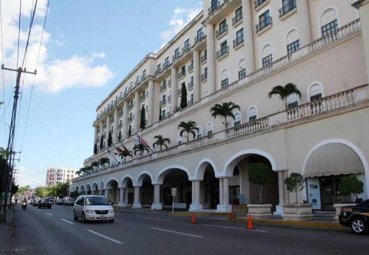 Los nuevos hoteles generarán una sana competencia con los que ya operan en la zona de Paseo de Montejo. (Milenio Novedades)