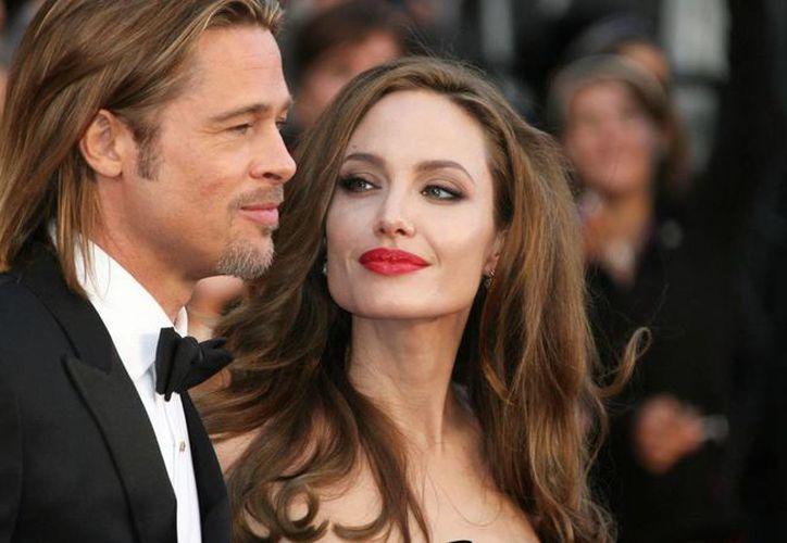 De acuerdo con la versión citada, la determinación de Brad por mejorar hizo que la actriz simpatizara de nuevo con él. (Diario AS)