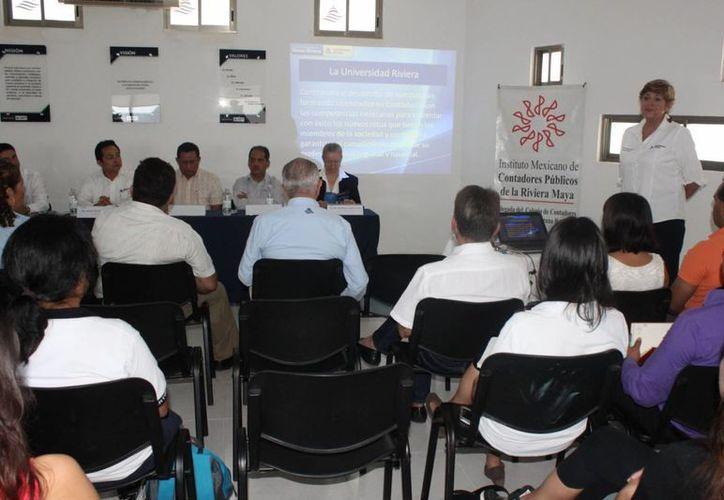 La disciplina se presentó en conferencia de prensa. (Adrián Barreto/SIPSE)