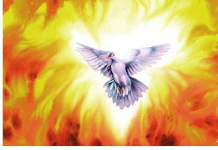 La efusión del Espíritu Santo es el don de una vida renovada. (SIPSE)