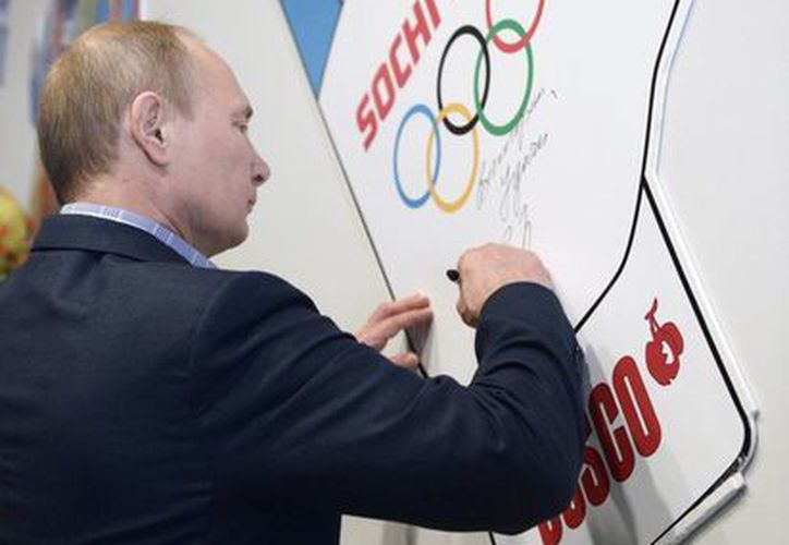 Rusia se comprometió con el Comité Olímpico a permitir la libertad de expresión durante la justa invernal. (Foto: Agencias)