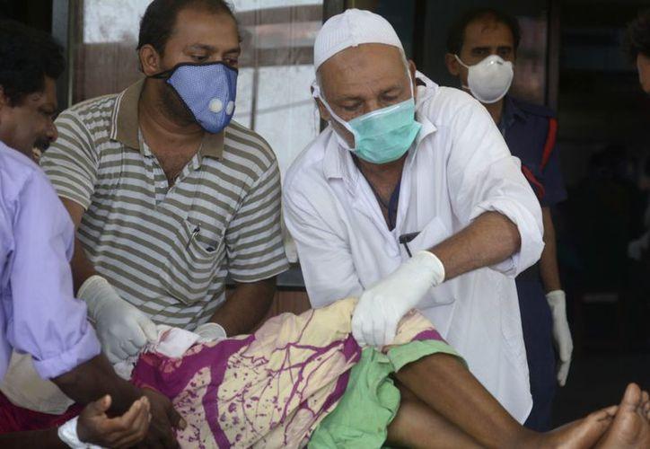 Las autoridades creen que podrán contener el virus y evitar más contagios. (AP)