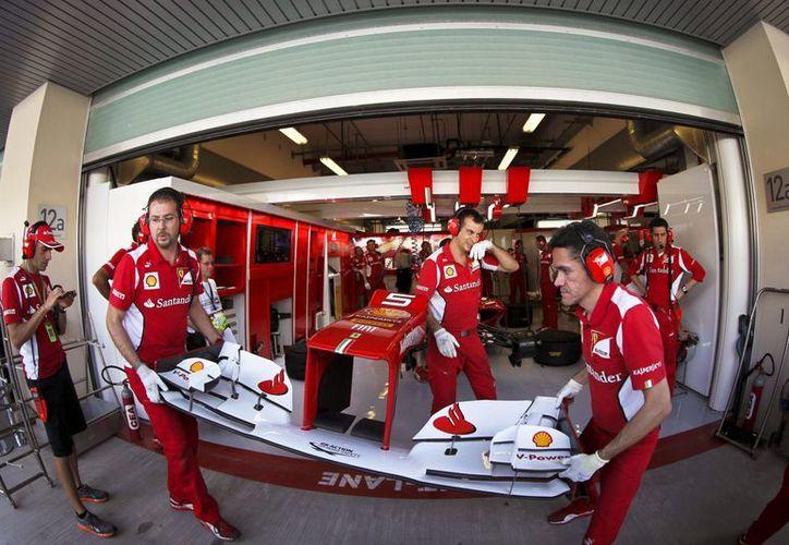 Ferrari no gana el campeonato de constructores desde 2008. (Foto: EFE)