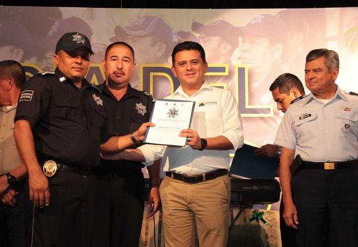 El Día Internacional del Policía tiene su origen el 2 de enero de 1927. (Edgardo Rodriguez/SIPSE)
