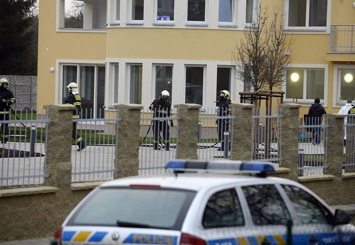 Las autoridades checas descartan que la explosión que causó la muerte del embajador de Palestina se haya tratado de un atentado. (EFE)